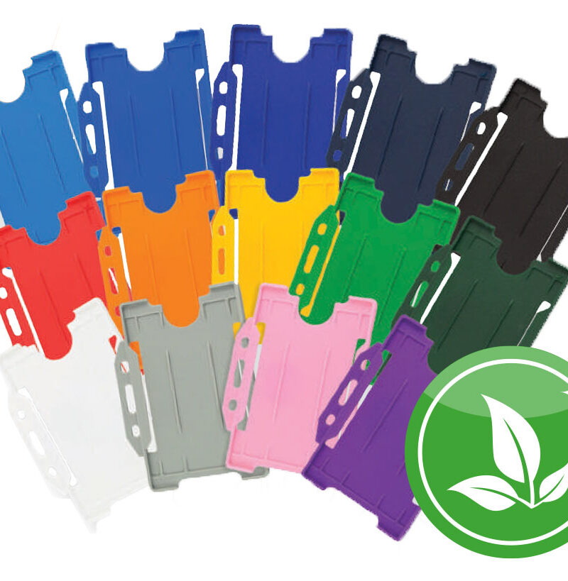 Security Pass Holder Plastic Degradable