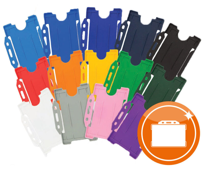 Security Pass Holder Plastic Recyclable